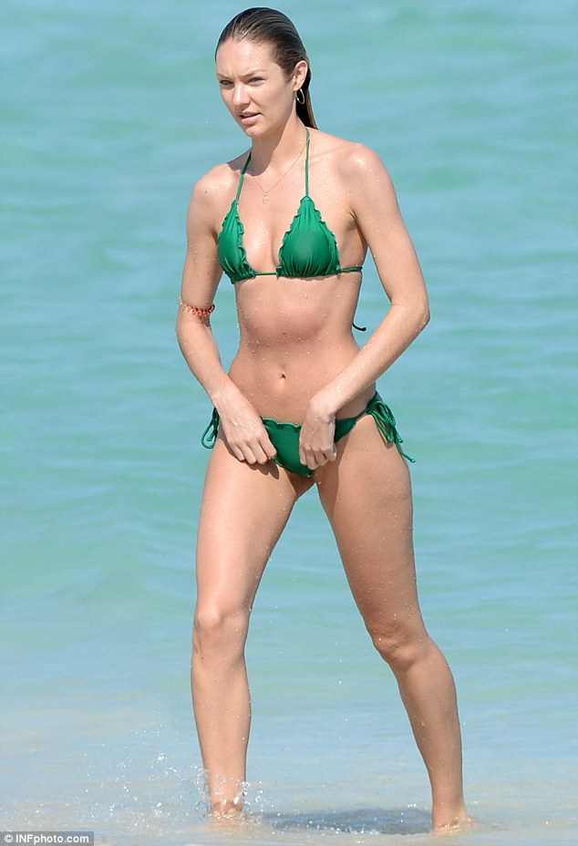 Best and worst bikini bods